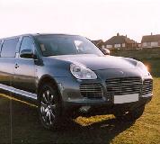 Porsche Cayenne Limos in Portsmouth